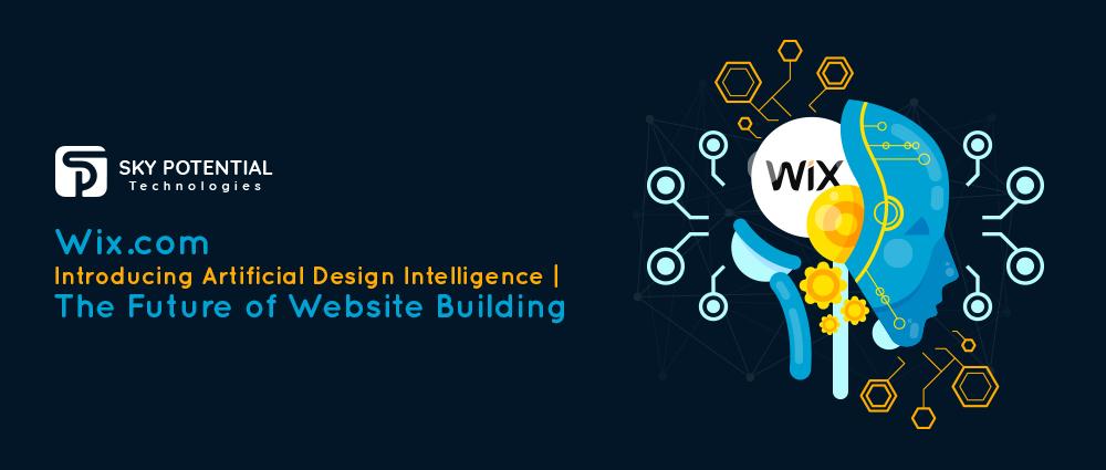 Wix.com Integrating Artificial Design Intelligence – Future of Website Building