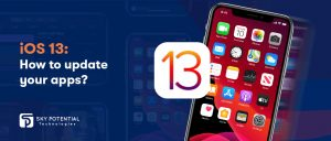 iOS 13: How To Update Your Apps?