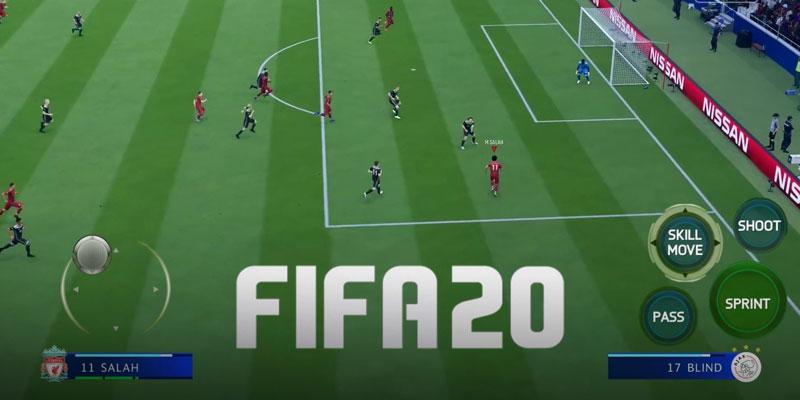 FIFA 20 Mobile Game Mechanics