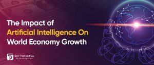The Impact of Artificial Intelligence on World Economy Growth