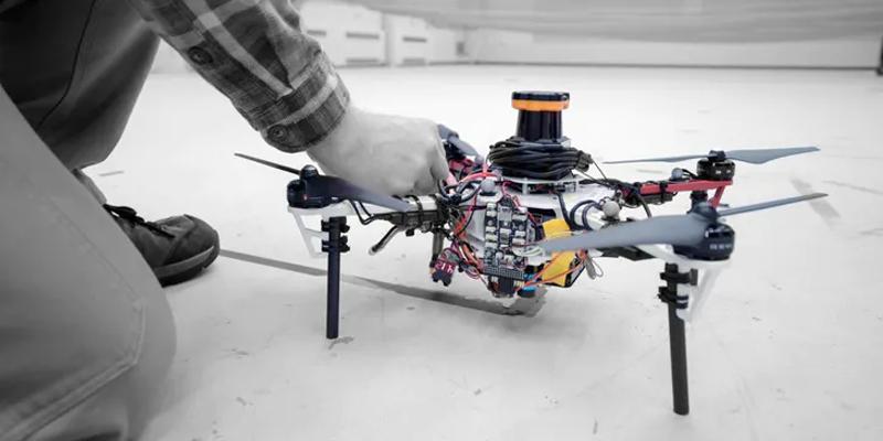 Autonomous-Drones